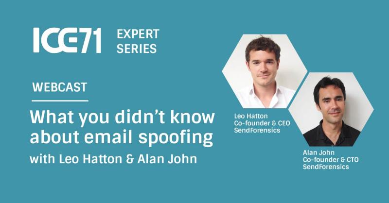 Email Spoofing Live Webcast