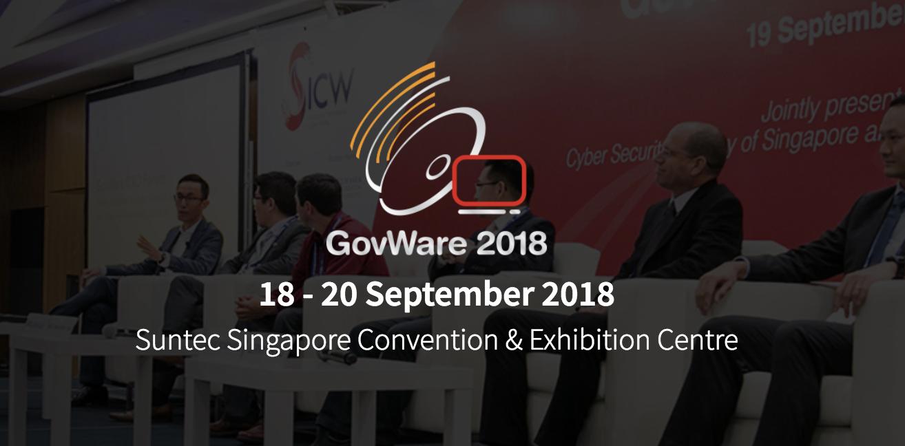 GovWare logo